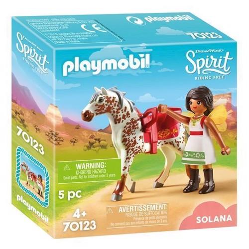 Image of Playmobil Spirit 70123 Voltige med Solana