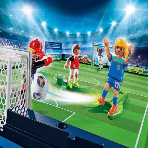 Image of Playmobil - Take Along Soccer Arena (70244) (4008789702449)