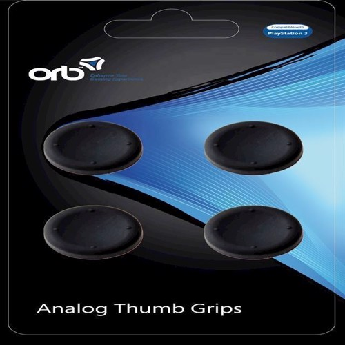 Image of Playstation 3 Analog Thumb Grips ORB - PS3 (5060222320350)