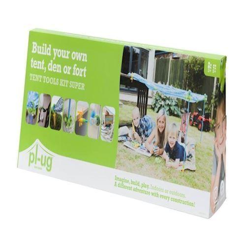 Image of PL-UG - Build your own den, Stort Sæt (32161052) (8719189161052)