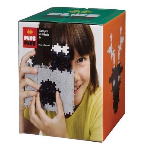 Image of Plus Plus - Mini Basic - 1200 Stk