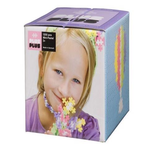 Image of Plus Plus - Mini Pastel - 1200 Stk
