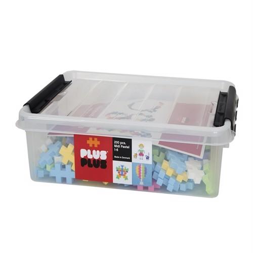 Image of Plus Plus - BIG Pastel - 200 stk (5710409200370)