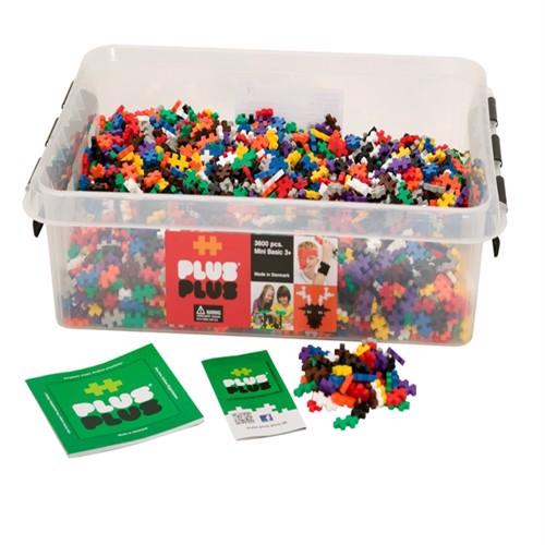 Image of Plus Plus Mini Basic 3600 Dele