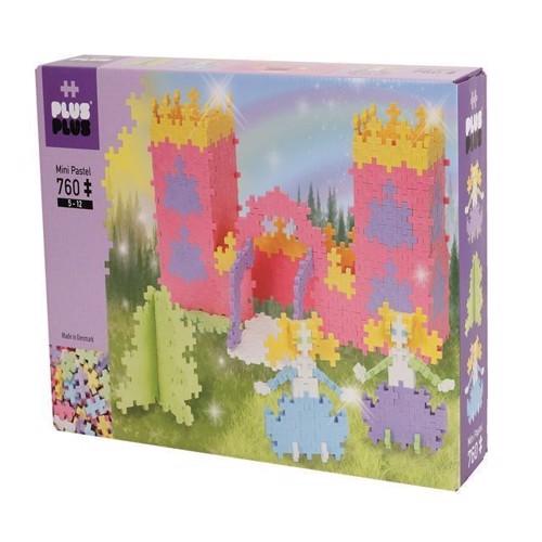 Image of Plus Plus - Mini Pastel 760 Slot