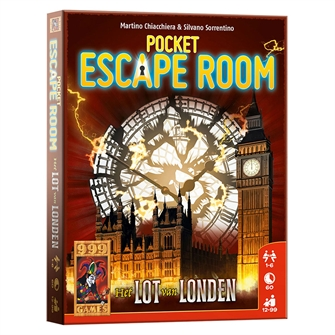 Image of   Pocket Escape Room The Fate of London