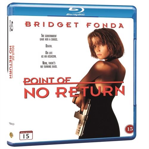 Image of Point Of No Return - Blu Ray (5051895039076)