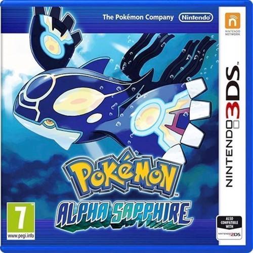 Image of Pokemon Alpha Sapphire - Nintendo 3Ds