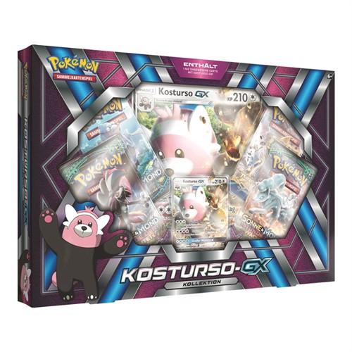 Image of Pokemon Bewear Gx Box