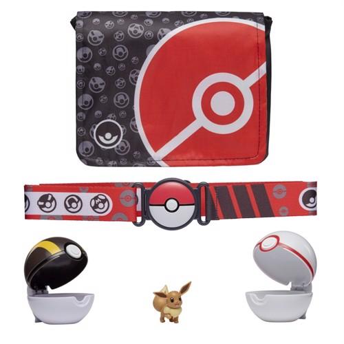 Image of Pokemon - Clip'N'Go - Bandolier Set - Eevee (0191726381181)