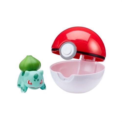 Image of Pokemon clip´n go bulbasaur