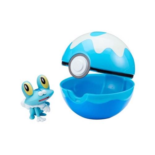 Image of Pokemon clip´n go froakie