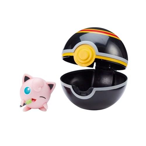 Image of Pokemon clip´n go jigglupuff