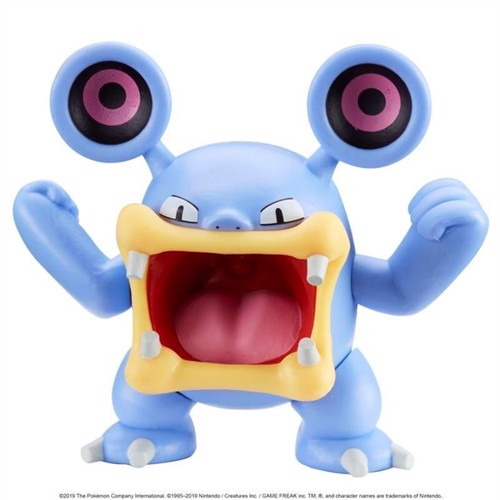 Image of Pokemon Figur Kamp Pakke 8 Cm Loudred