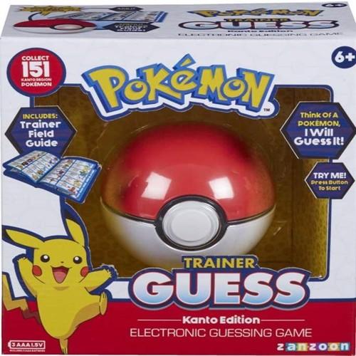 Image of Pokemon Guess DK