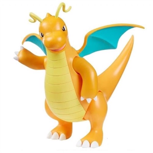 Image of Pokemon legendarisk figur 30 cm dragonite