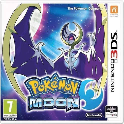 Image of Pokemon Moon - Nintendo 3Ds