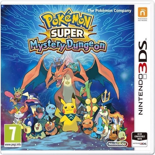 Image of Pokemon Super Mystery Dungeon - Nintendo 3Ds