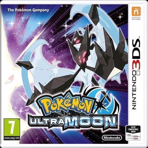 Image of Pokemon Ultra Moon - Nintendo 3Ds