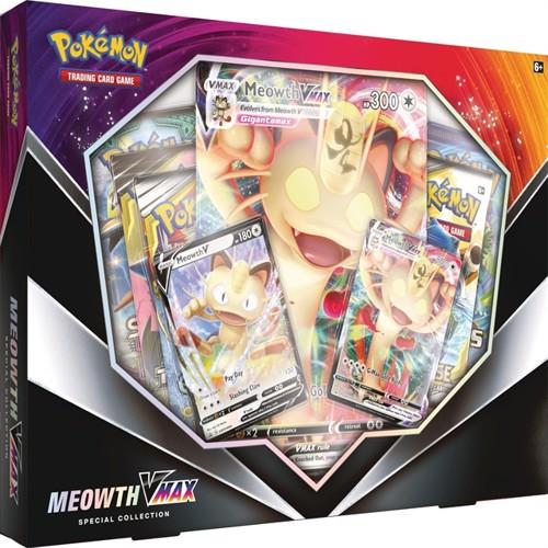 Image of Pokemon VMAX (Pokemon - VMAX Meowth Special Edition Box