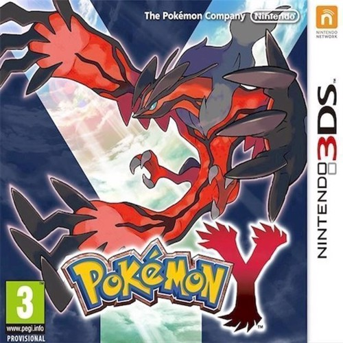 Image of Pokemon Y - Nintendo 3Ds (0045496524326)