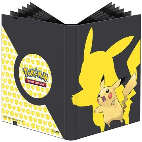 Image of Pokemon binderpro pikachu 2019