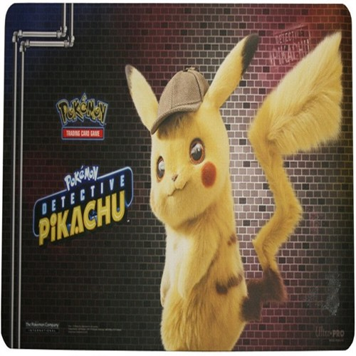 Image of Pokemon detective pikachu legetæppe