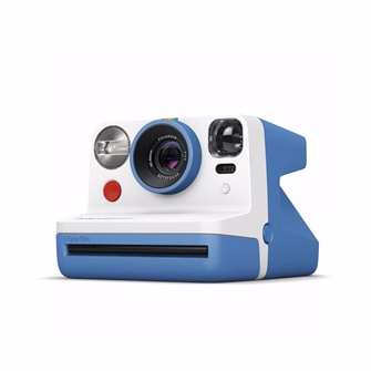 Image of Polaroid - Now Point & Shoot Camera - Blue (9120096770159)