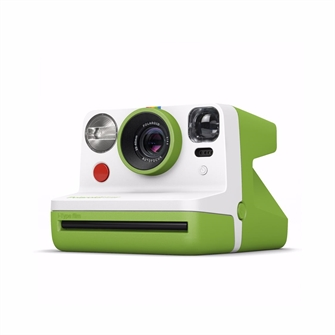 Image of Polaroid - Now Point & Shoot Camera - Green (9120096770142)