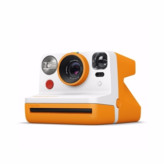 Image of Polaroid - Now Point & Shoot Camera - Orange (9120096770180)