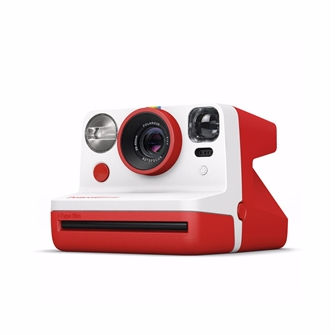 Image of Polaroid - Now Point & Shoot Camera - Red (9120096770173)