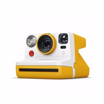 Image of Polaroid Now - Point & Shoot Camera - Yellow (9120096770166)