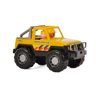 Image of Polesie Ambulance bil