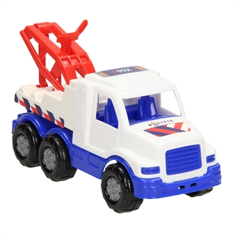 Image of Polesie Police Tow truck (8719214072131)