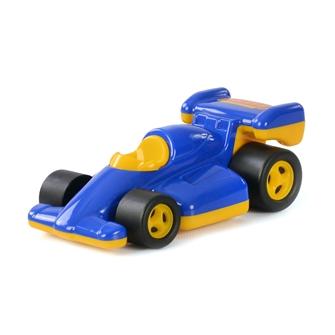 Image of Wader racerbil blå (8719214070342)