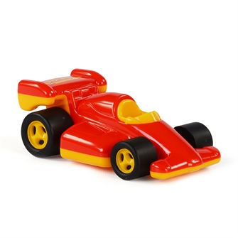 Image of Wader racerbil rød (8719214070328)