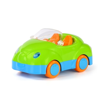 Image of Polesie Toy Car Green (8719214070267)