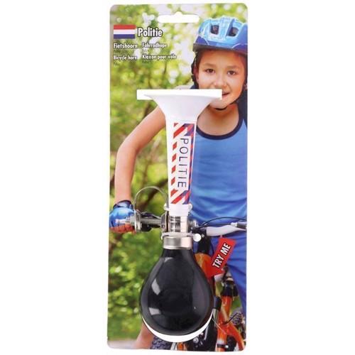 Image of Cykel horn politi