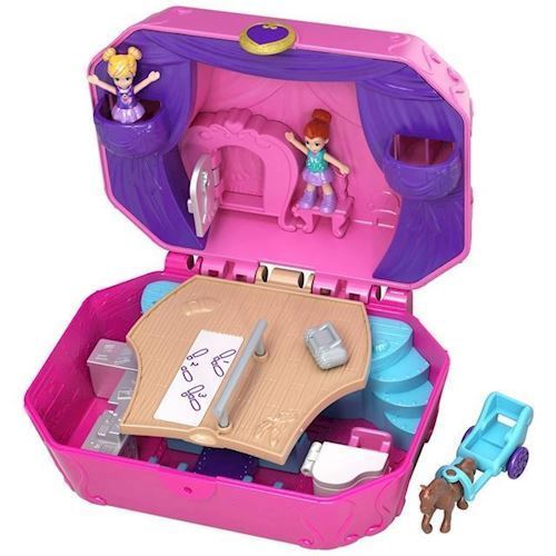 Image of Polly Pocket Big Pocket World Ballet musik kasse (887961728538)