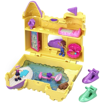 Image of Polly Pocket Big Pocket World undervands sandslot (887961728545)