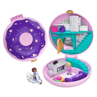 Image of Polly Pocket Big Pocket World Donut Pajamass fest (887961745917)