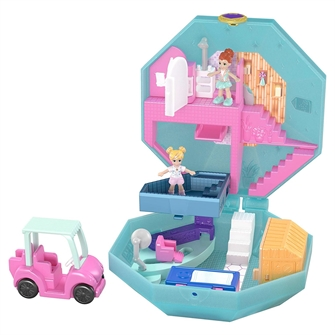 Image of Polly Pocket Big Pocket World Pampering Day (887961745900)