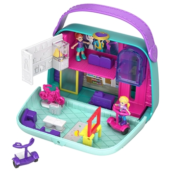 Image of Polly Pocket Big Pocket World butik pung (887961728552)