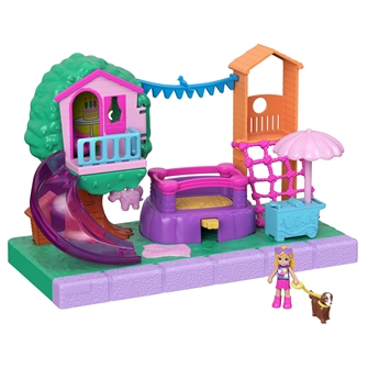 Image of Polly Pocket - Party in the park (0887961918229)