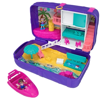 Image of Polly Pocket Hidden Places strand Party