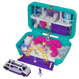Image of Polly Pocket Hidden Places Danse Party