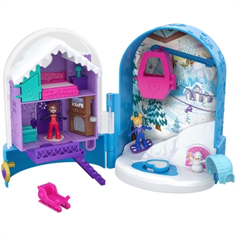 Image of Polly Pocket Pocket World sne hemmeligheder (887961638196)