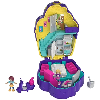 Image of Polly Pocket Pocket World Sugar Rush Cafe (887961638172)