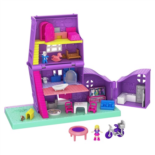 Image of Polly Pocket Pollys Hus