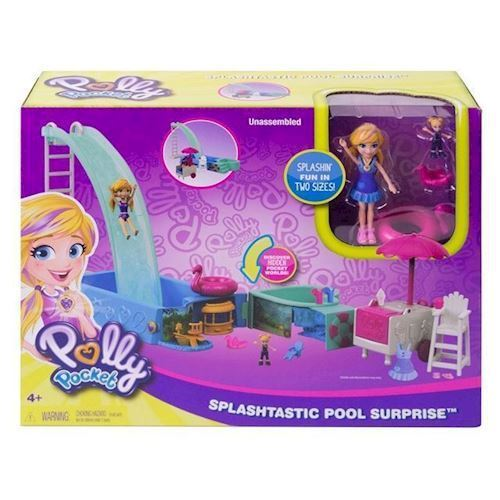 Image of Polly Pocket pool party (887961650143)